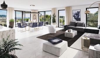 Nice programme immobilier neuve « L'Exclusive » en Loi Pinel  (4)