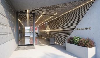 Nice programme immobilier neuve « L'Exclusive » en Loi Pinel  (5)