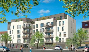 Villemomble programme immobilier neuve « Initial » en Loi Pinel  (2)