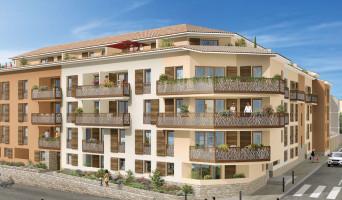 Hyères programme immobilier neuve « ViaSolà » en Loi Pinel