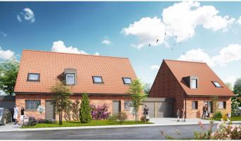 Bauvin programme immobilier rénové « La Roselière »