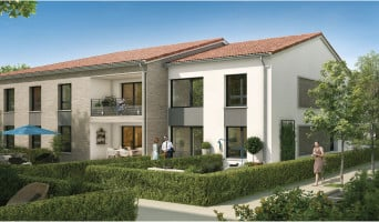 Toulouse programme immobilier neuve « Les 3 Vignobles »