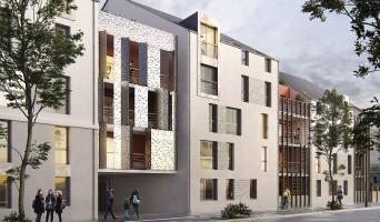 Tours programme immobilier neuve « Équinoxe 2 » en Loi Pinel  (2)
