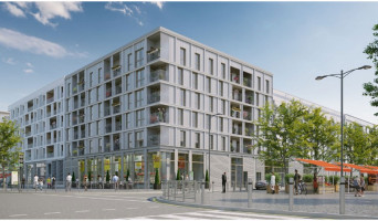 Bussy-Saint-Georges programme immobilier neuve « Agora Parc »