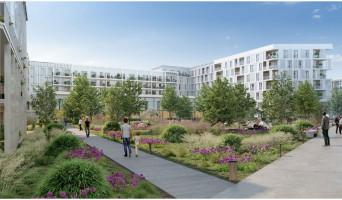 Bussy-Saint-Georges programme immobilier neuve « Agora Parc »  (4)