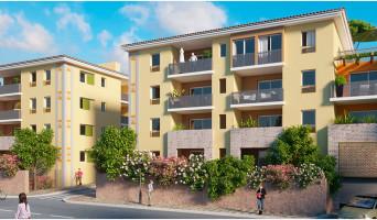 Puget-sur-Argens programme immobilier rénové « Oustau Verde » en loi pinel