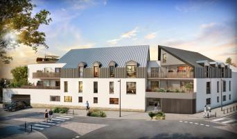 Sautron programme immobilier rénové « Éloge » en loi pinel