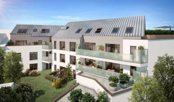 Sautron programme immobilier neuve « Éloge » en Loi Pinel  (2)