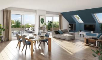Sautron programme immobilier neuve « Éloge » en Loi Pinel  (3)