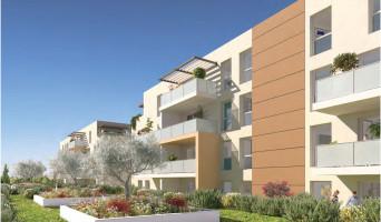 Nîmes programme immobilier rénové « Rythmic » en loi pinel