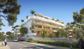 Sérignan programme immobilier rénové « Le Parc des Cyclades - Tr 2 » en loi pinel