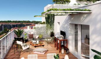 Colomiers programme immobilier rénové « Respiration » en loi pinel