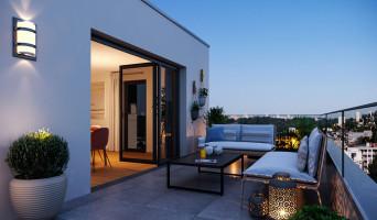Rouen programme immobilier rénové « Solarium » en loi pinel