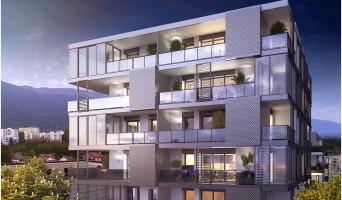Saint-Genis-Pouilly programme immobilier neuve « Connectis 2 - Emergence » en Loi Pinel  (2)