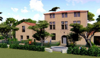 Aix-en-Provence programme immobilier à rénover « La Blaque » en Loi Pinel ancien