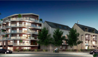 Rennes programme immobilier neuf « Osmose » en Loi Pinel