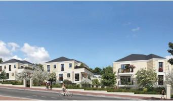Viroflay programme immobilier neuf «  n°217727 » en Loi Pinel