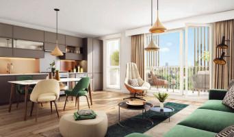 Garges-lès-Gonesse programme immobilier neuve « Programme immobilier n°217732 » en Loi Pinel  (3)