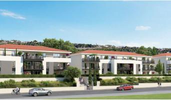 Vitrolles programme immobilier rénové « Résidence n°217733 » en loi pinel