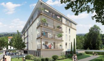 Chasse-sur-Rhône programme immobilier neuve « Programme immobilier n°217734 » en Loi Pinel  (3)