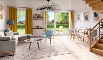 Montlhéry programme immobilier rénové « Le Parc des Archers » en loi pinel