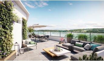 Ormesson-sur-Marne programme immobilier neuf « Duo Verdé » en Loi Pinel