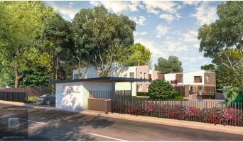 Pessac programme immobilier neuf « Les Jardins de Noès » en Loi Pinel