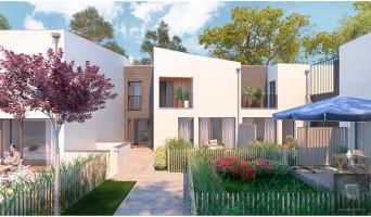Pessac programme immobilier neuve « Les Jardins de Noès » en Loi Pinel  (2)