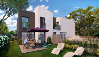 Pessac programme immobilier neuve « Les Jardins de Noès » en Loi Pinel  (3)