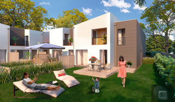 Pessac programme immobilier neuve « Les Jardins de Noès » en Loi Pinel  (4)
