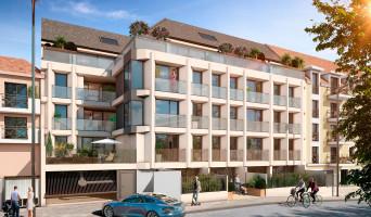 Arpajon programme immobilier rénové « Le Premium » en loi pinel