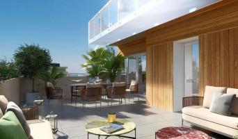 Nice programme immobilier rénové « L'Avant Scène » en loi pinel