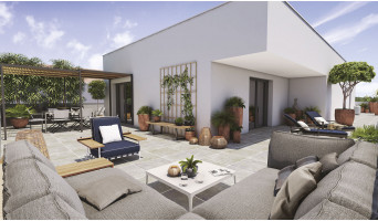 Lyon programme immobilier neuve « Emblème »