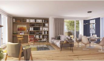 Lyon programme immobilier neuve « Emblème »  (4)