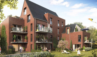 Marcq-en-Barœul programme immobilier neuve « La Villa Buisson »