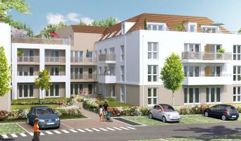 Linas programme immobilier rénové « Carré Nature » en loi pinel