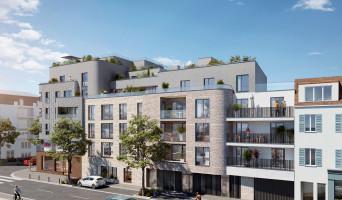 Enghien-les-Bains programme immobilier rénové « Lac en Scène » en loi pinel