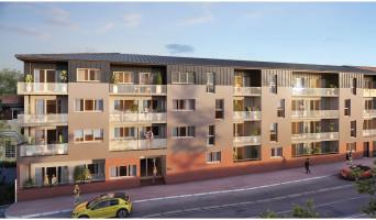 Le Petit-Quevilly programme immobilier rénové « Le Patio » en loi pinel