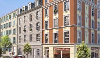 Pontoise programme immobilier rénové « Campus Pissaro »
