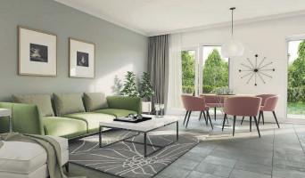 Mouy programme immobilier neuve « Les Pavillons de Thelle »  (2)