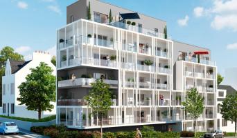Brest programme immobilier neuve « Cap Ouest »