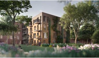 Croix programme immobilier rénové « Les Jardins du 126 » en loi pinel