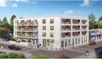 Ris-Orangis programme immobilier rénové « Les Jardins de Ris en Seine » en loi pinel