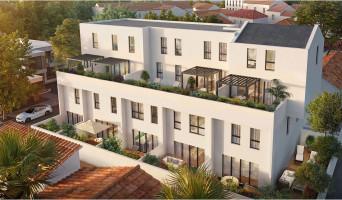 Marseille programme immobilier rénové « Eden Blue » en loi pinel
