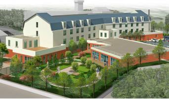 Hirson programme immobilier neuve « Orpea »