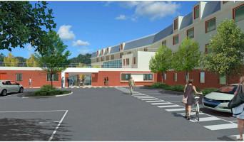 Hirson programme immobilier neuve « Orpea »  (2)