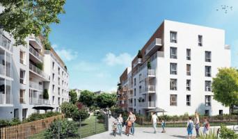 Guyancourt programme immobilier rénové « La Scène » en loi pinel