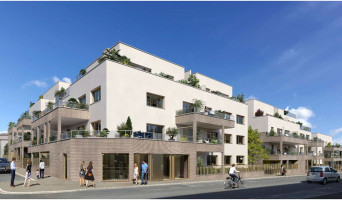 Caluire-et-Cuire programme immobilier rénové « Hora » en loi pinel