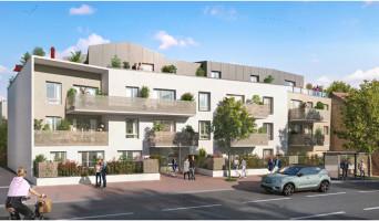 Dijon programme immobilier rénové « La Croisée des Arts » en loi pinel