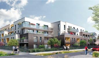 Saran programme immobilier rénové « Les Fleurs d'O » en loi pinel